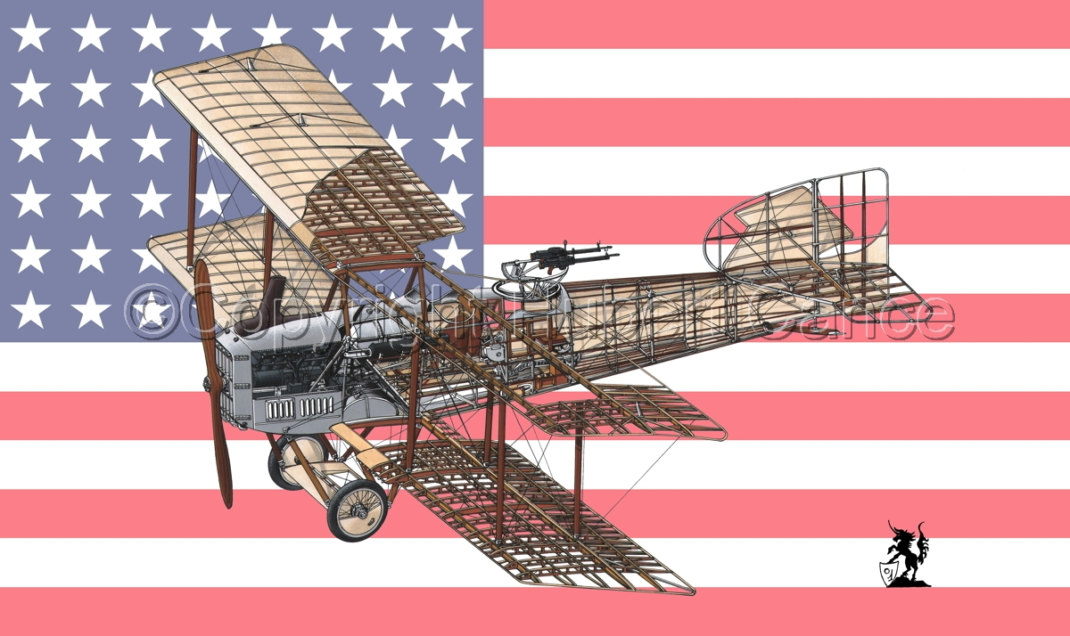Breguet XIV B2 (Flag #14) (large view)