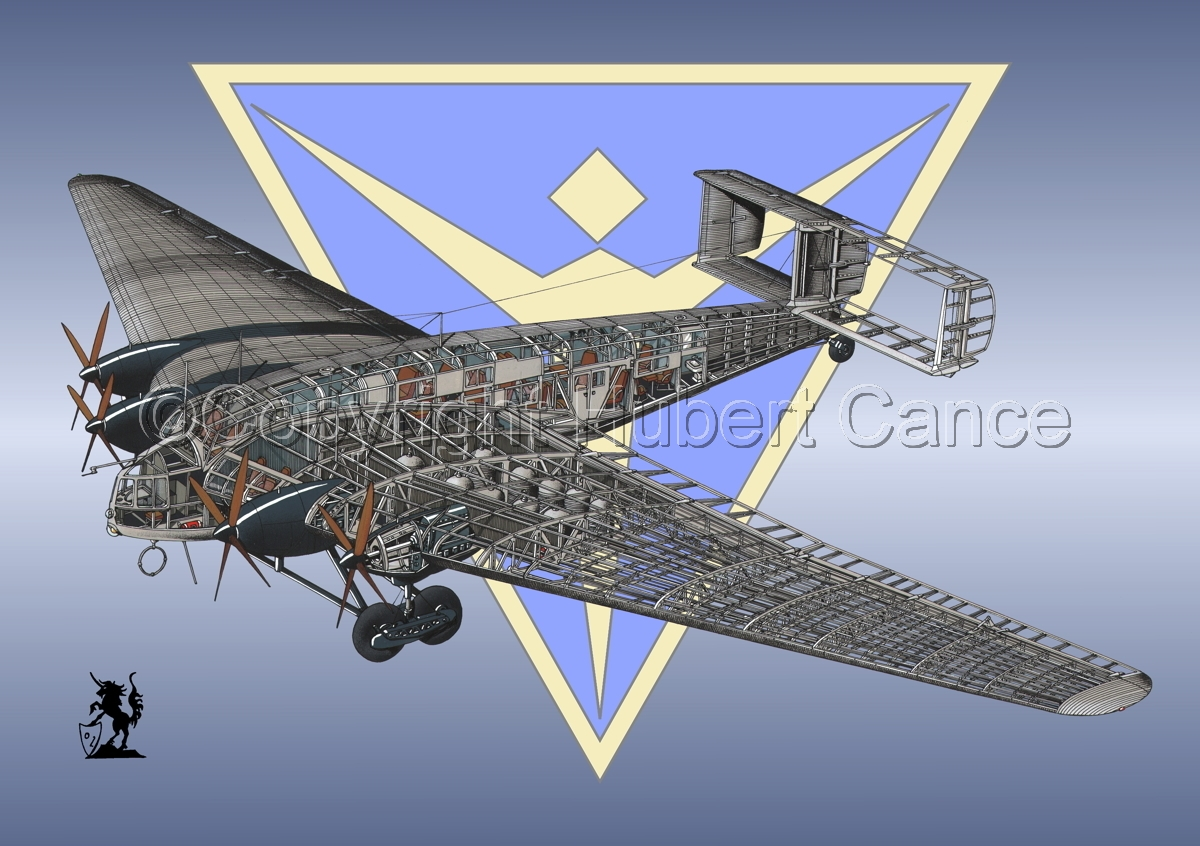 Junkers G 38 ce (Logo#1.2) (large view)