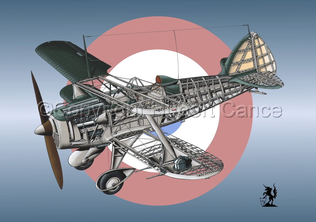 Bleriot-SPAD 510 (Roundel #1) (large view)