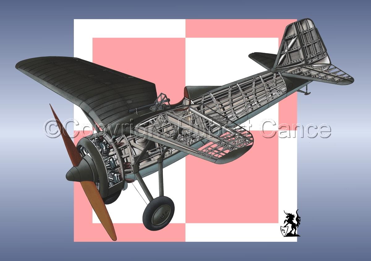 PZL P.7a  (Roundel #2) (large view)