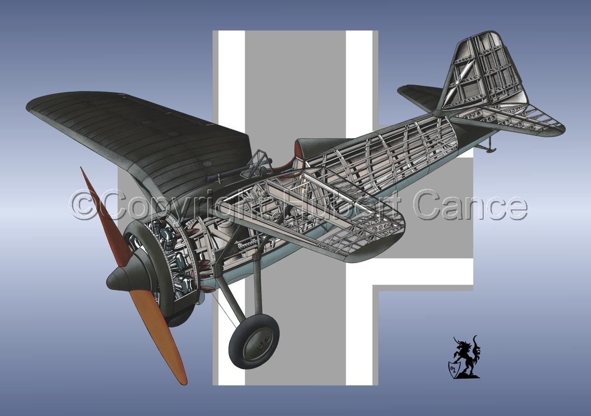 PZL P.7a  (Roundel #3) (large view)