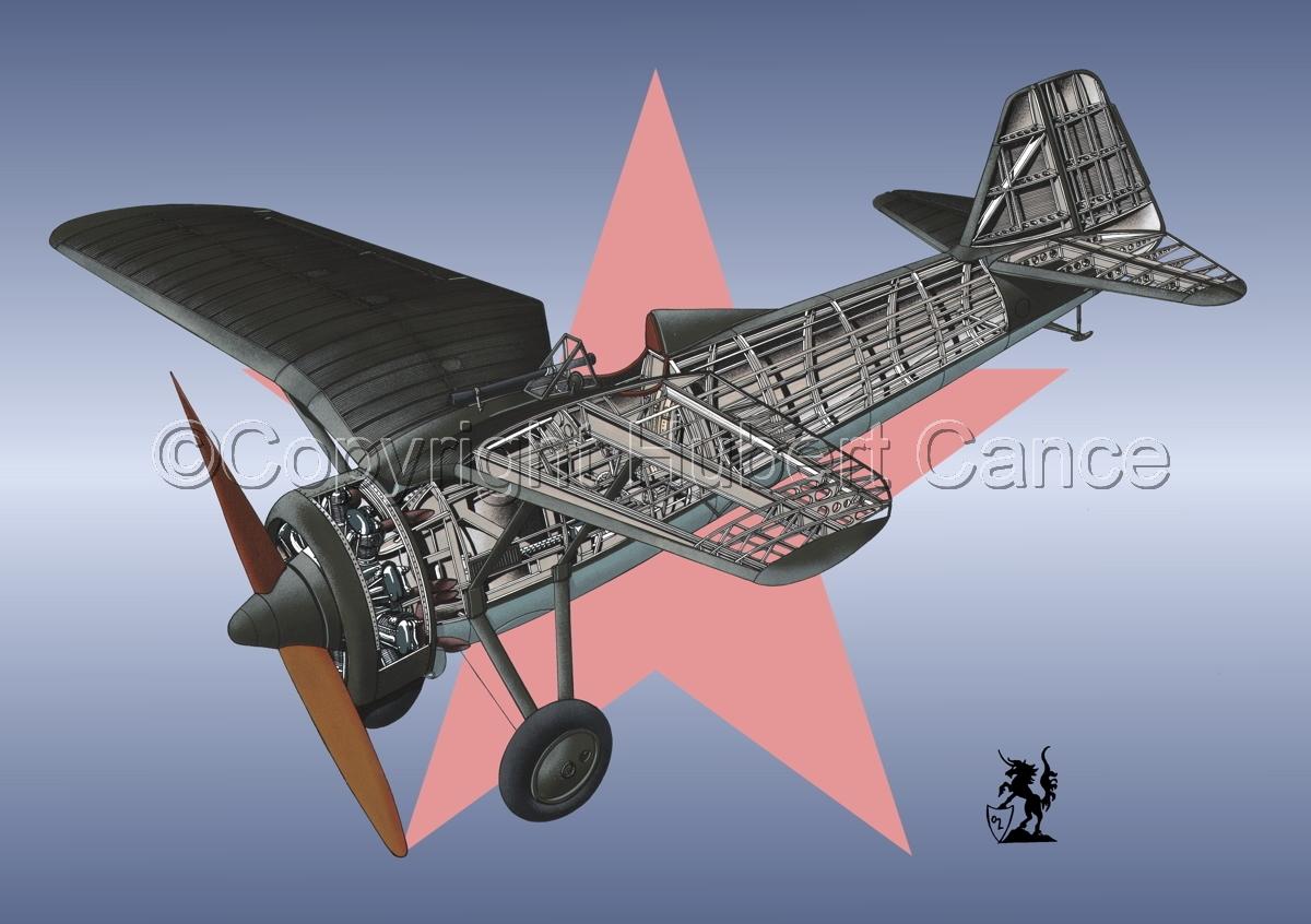 PZL P.7a  (Roundel #6) (large view)