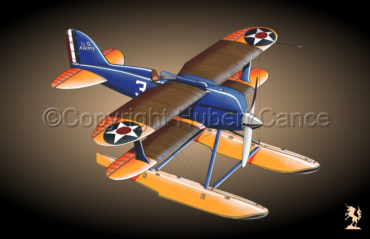 Curtiss R3C2 Army Racer #2.3 (large view)