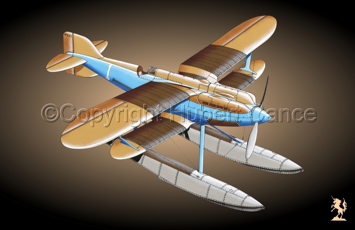 Gloster IVb Racer #2.4 (large view)