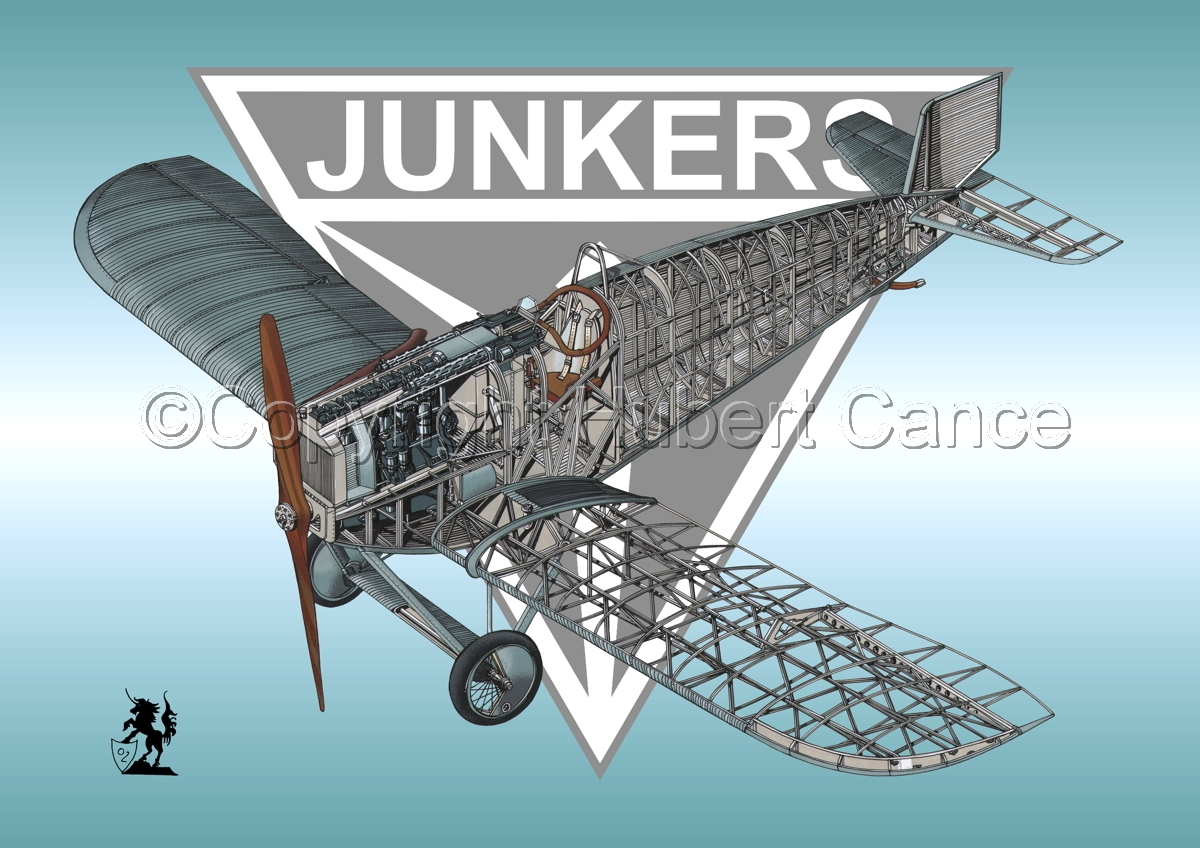 Junkers D.1 (Logo #3) (large view)