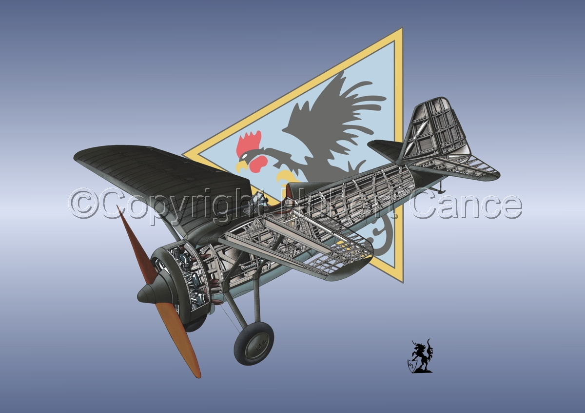 PZL P.7a (Insignia #6) (large view)