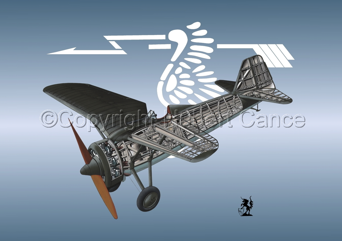 PZL P.7a (Insignia #9) (large view)