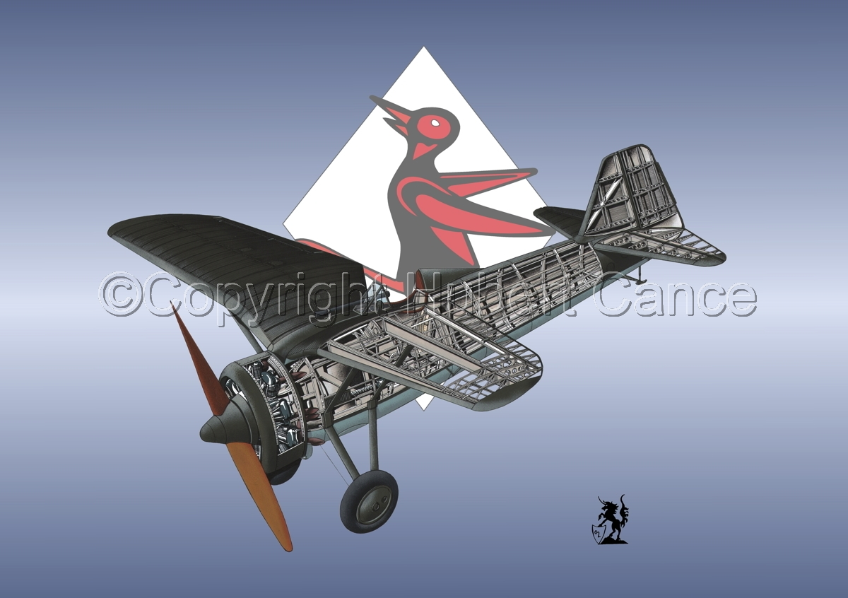 PZL P.7a (Insignia #12) (large view)