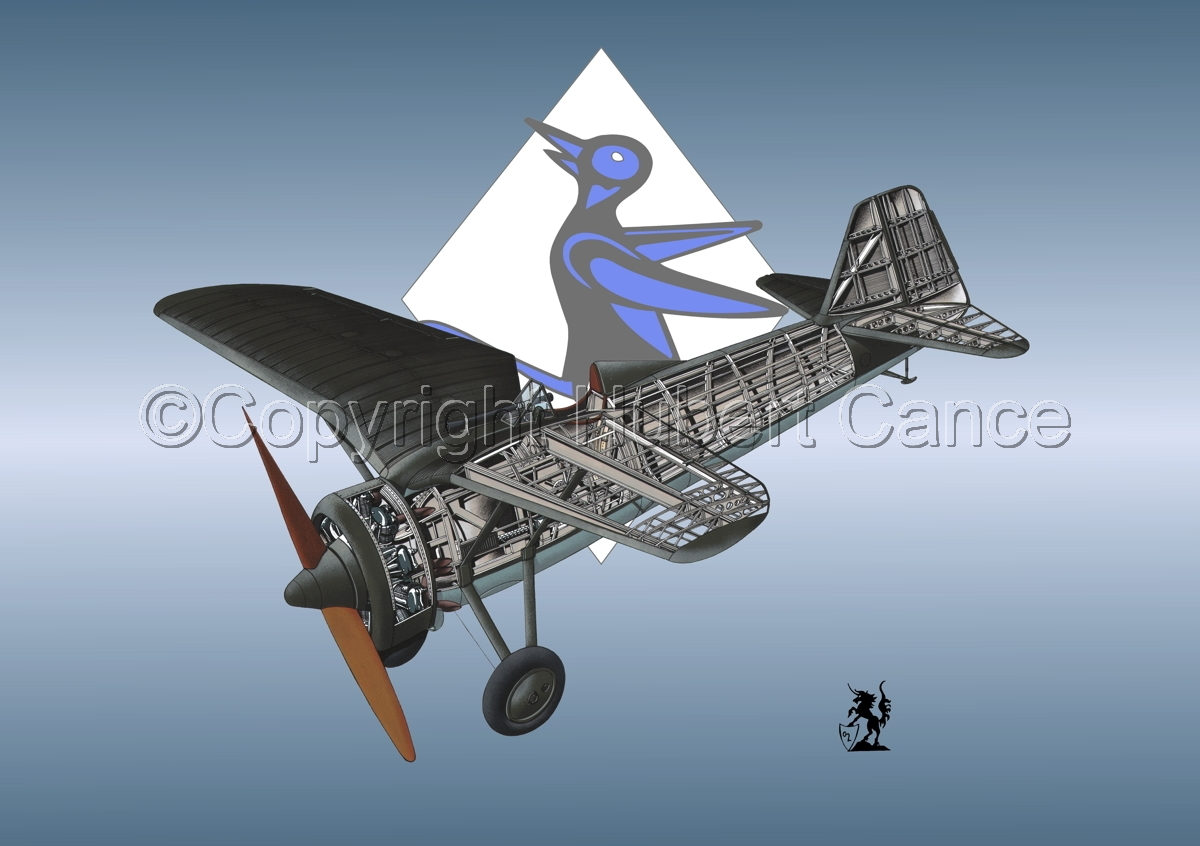 PZL P.7a (Insignia #13) (large view)