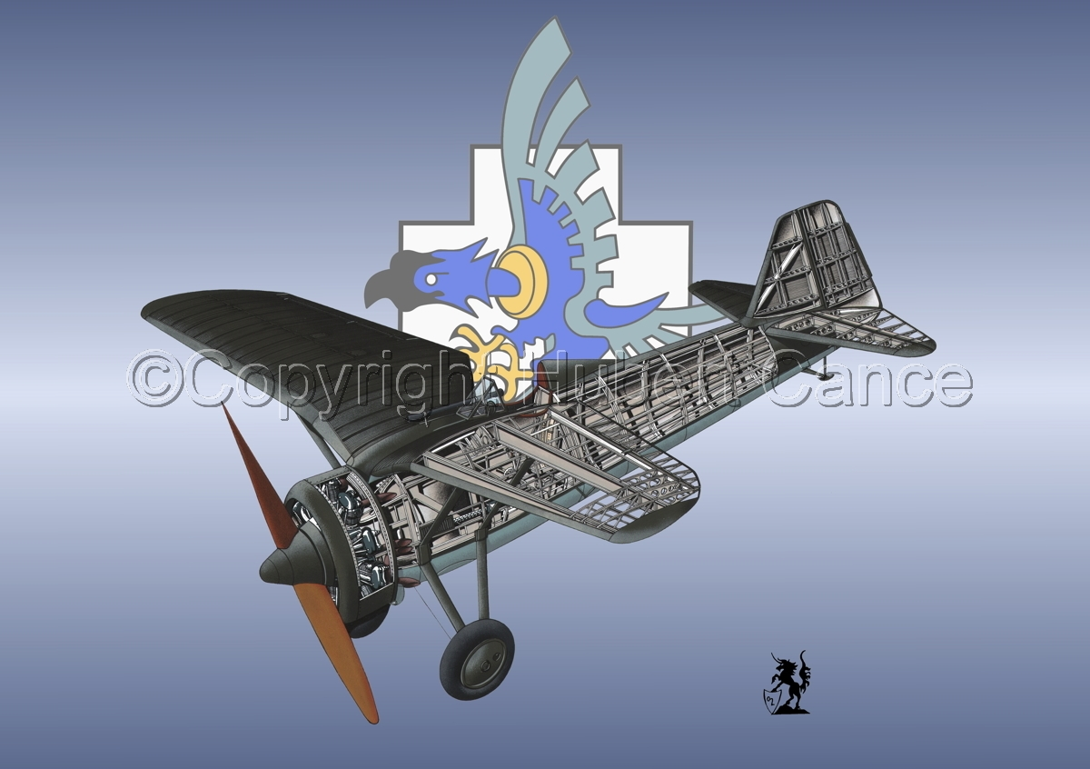 PZL P.7a (Insignia #16) (large view)