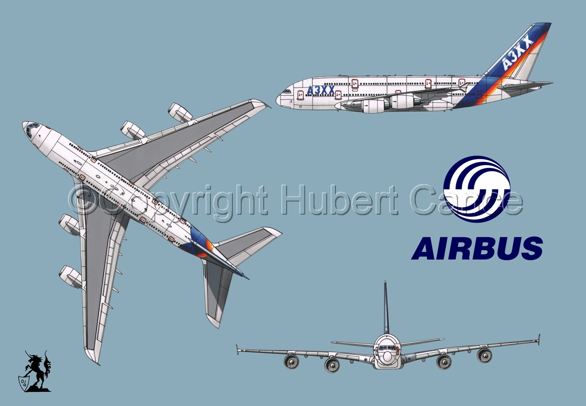 Airbus A3XX (Logo #1.2) (large view)