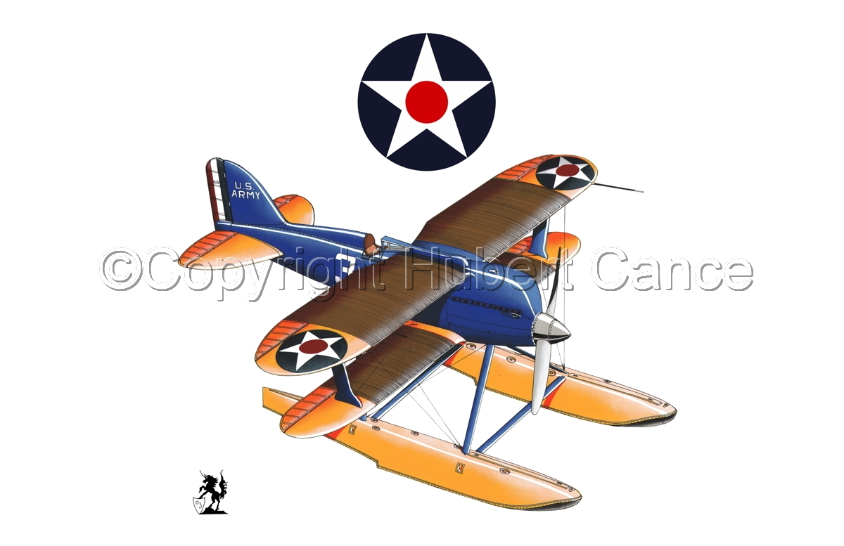 Curtiss R3C2 Army Racer (Roundels #1) (large view)