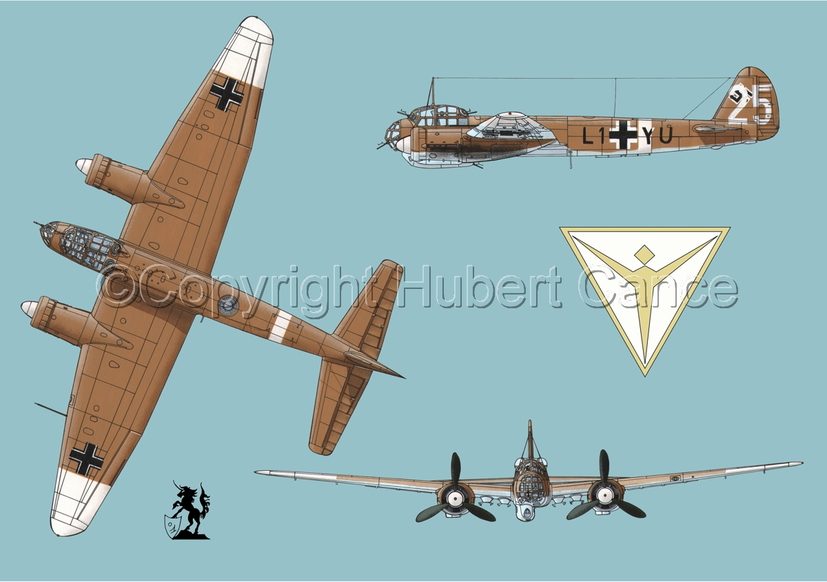 Junkers Ju 88A-4 (Logo #2.2) (large view)