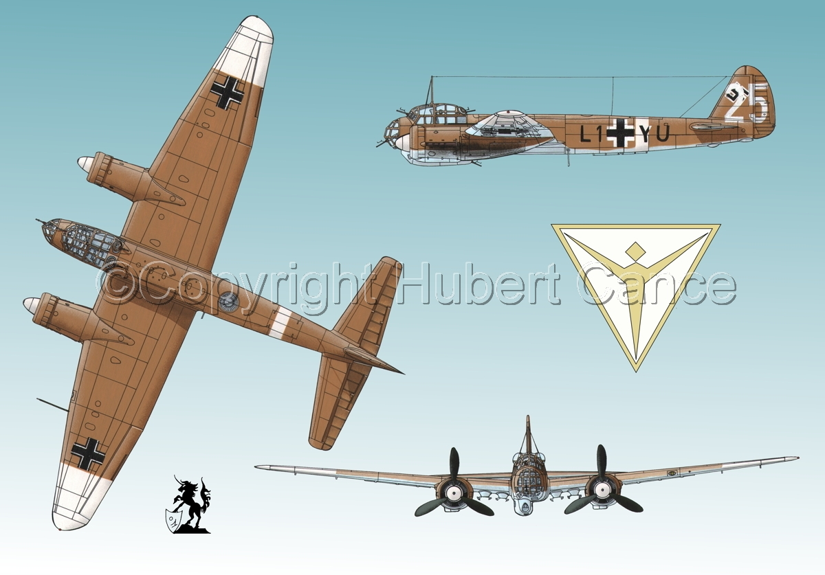 Junkers Ju 88A-4 (Logo #3.2) (large view)