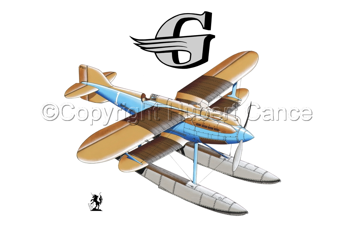 Gloster IVb Racer (Logo) #1.1 (large view)