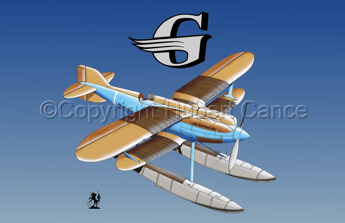 Gloster IVb Racer (Logo) #1.3 (large view)