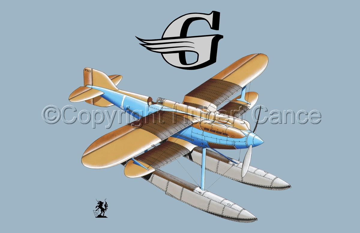 Gloster IVb Racer (Logo) #1.2 (large view)
