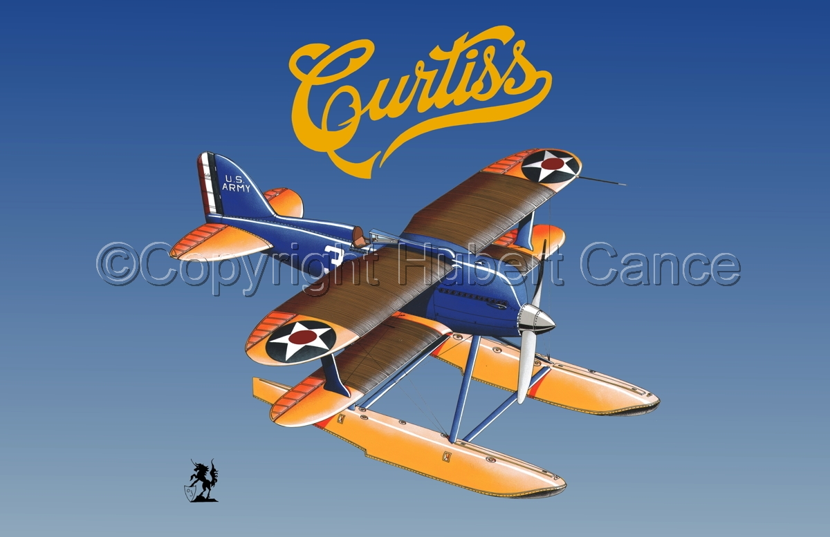 Curtiss R3C2 Army Racer (Logo) #1.3 (large view)