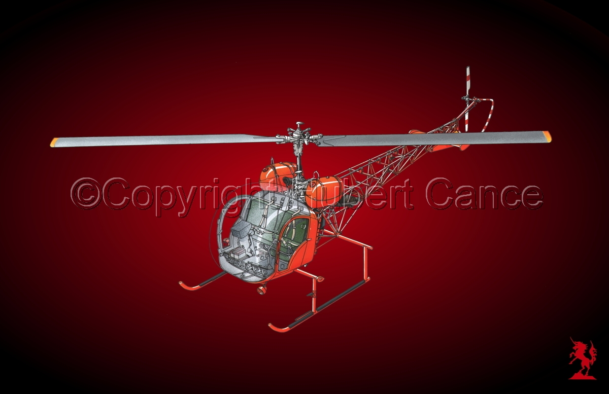 Bell 47 G-4 #4 (large view)