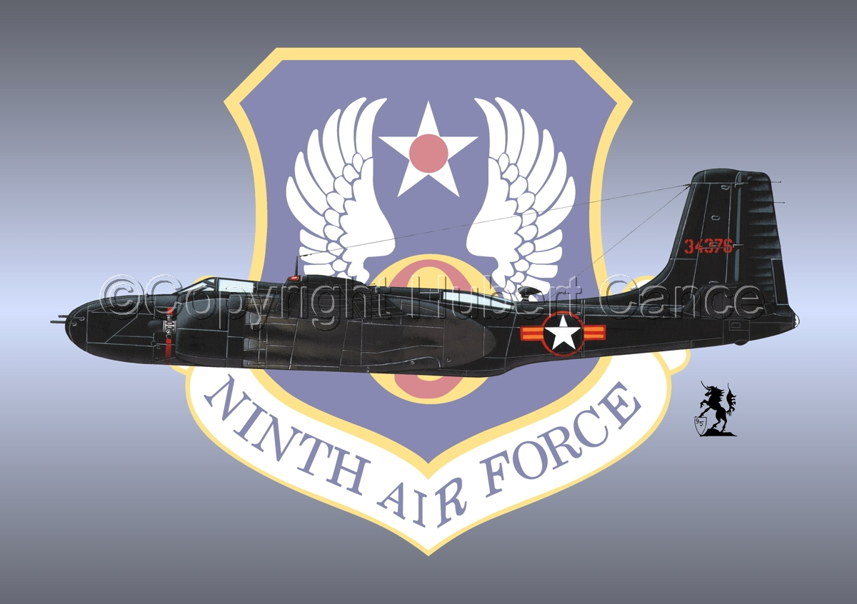 "Douglas B-26C ""Invader"" (Insignia #2) (large view)"