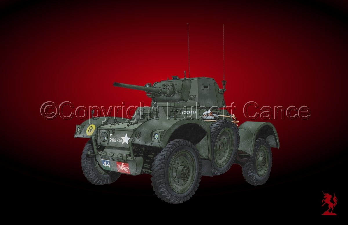 Daimler Mk.I Armoured Car #3 (large view)