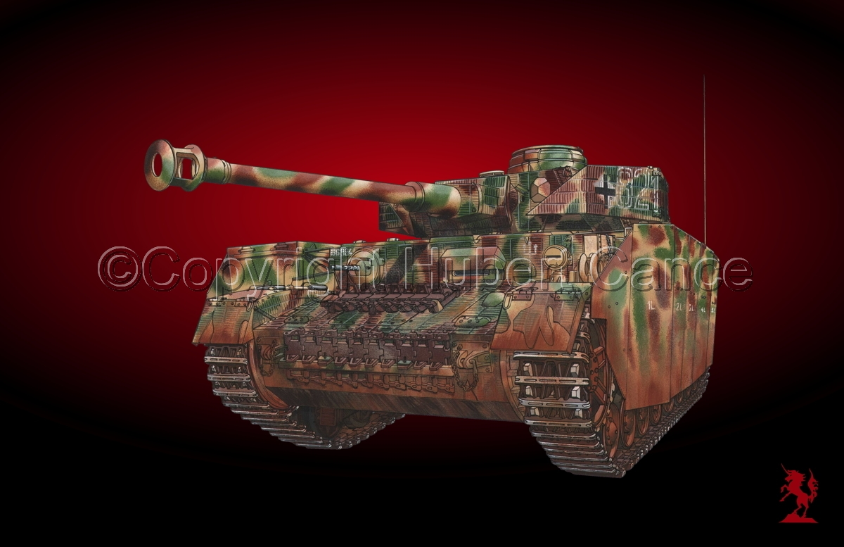 PzKpfw.IV Ausf.G #1.4 (large view)