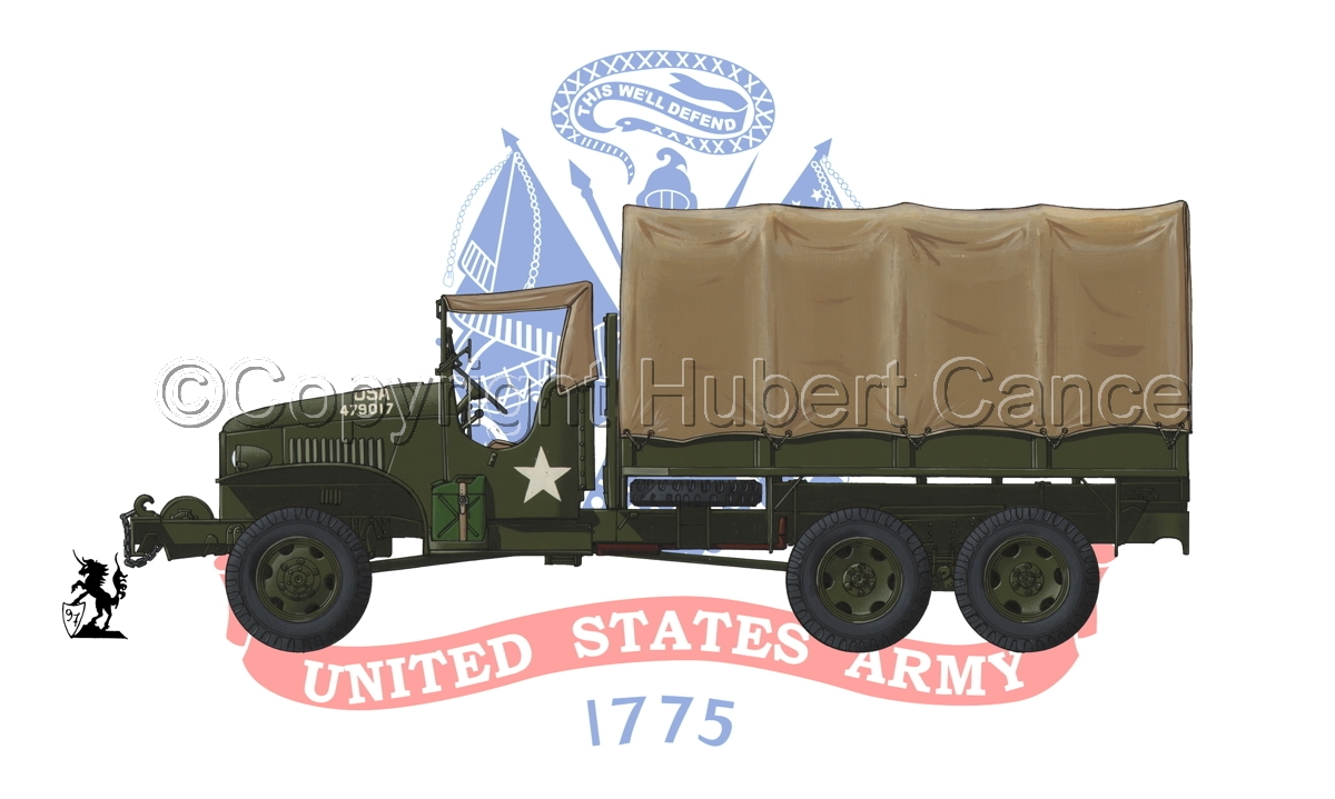 GMC CCKW-353 (Flag #2) (large view)