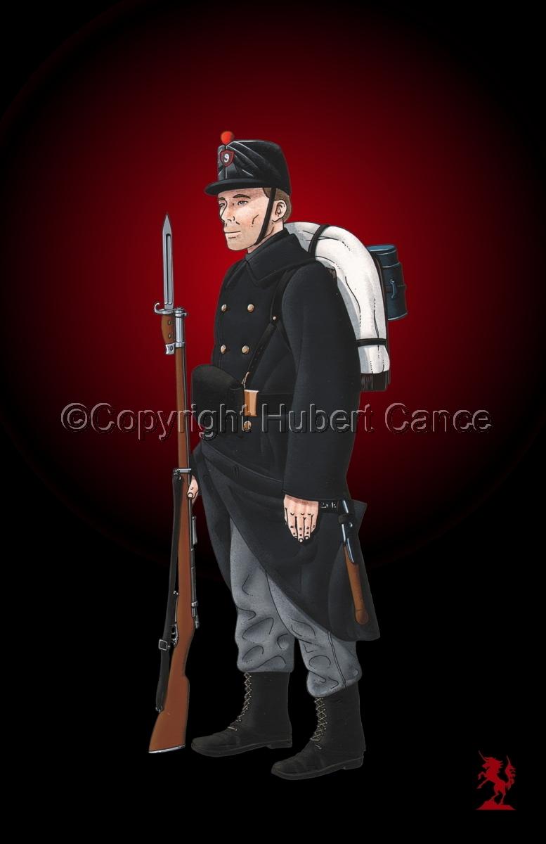 9eme Regiment d'Infanterie de Ligne (1914) #3 (large view)