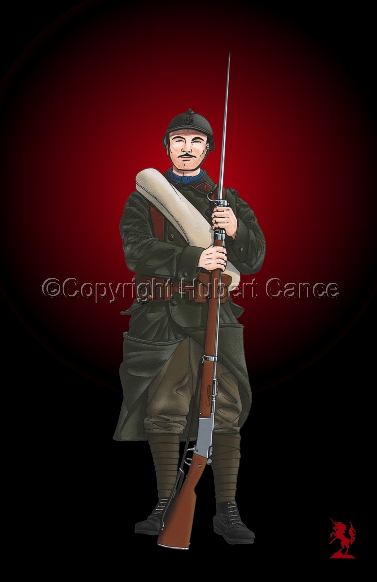 French Colonial Infantry, 1er RMZT (1917) #3 (large view)