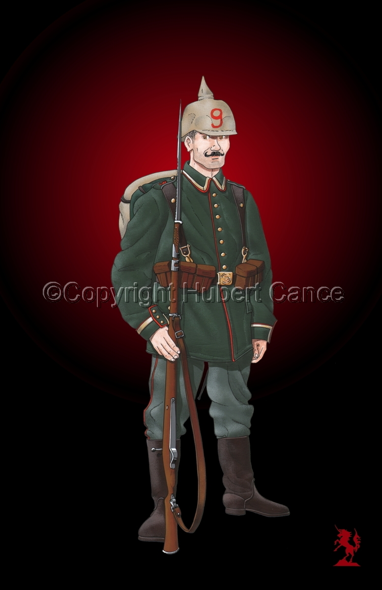 9th. Prussian Grenadier Regiment (1914) #3 (large view)