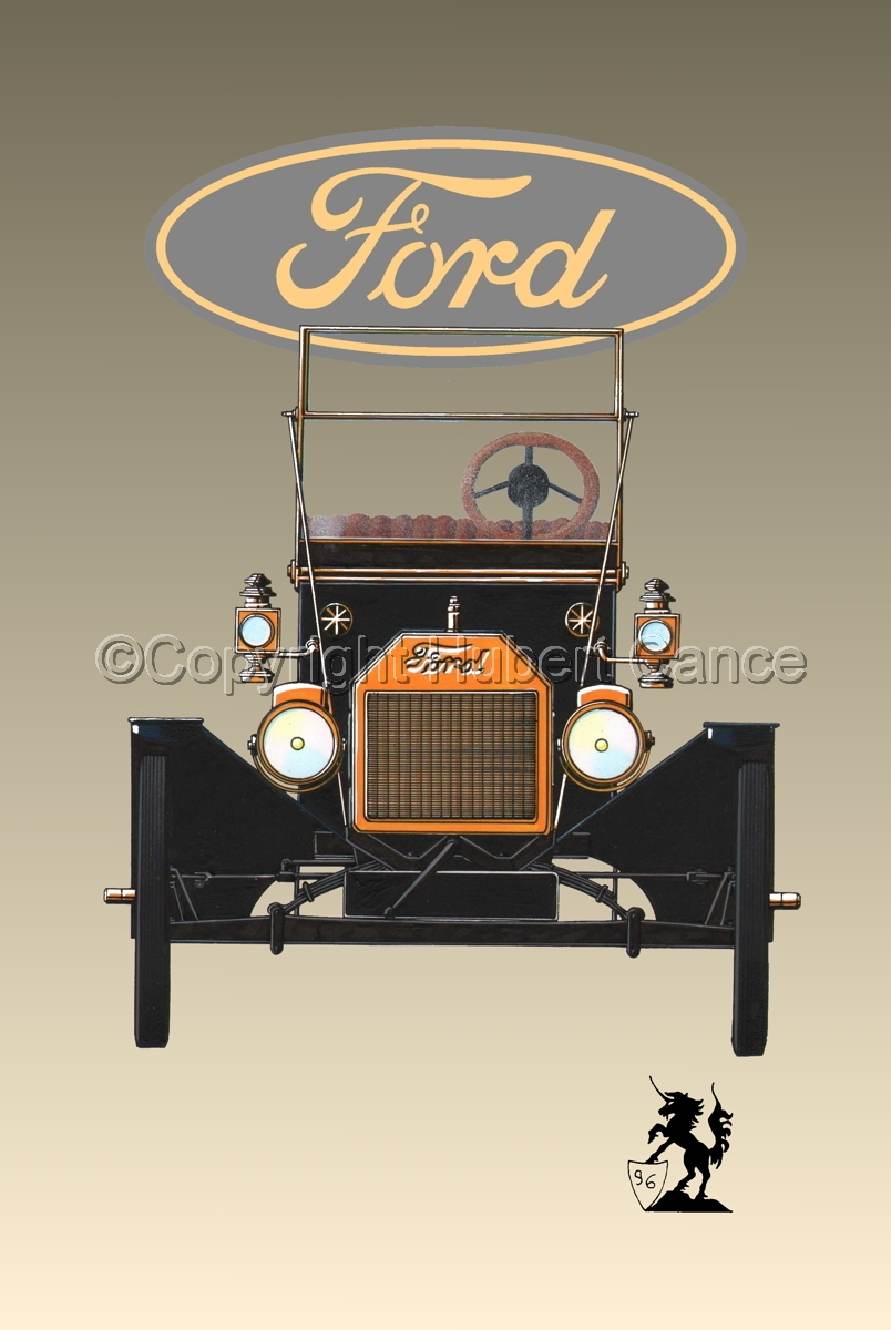 Ford T (Logo #1) (large view)