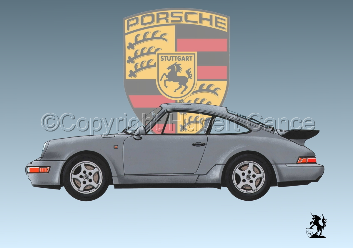 Porsche 911 (Logo #1) (large view)
