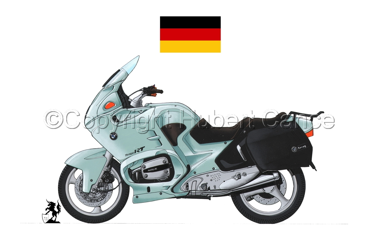 BMW R1100RT (Flag #1.1) (large view)