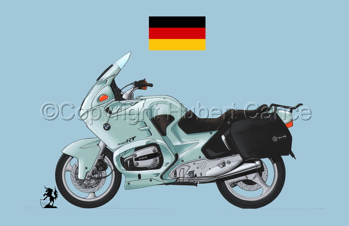 BMW R1100RT (Flag #1.2) (large view)