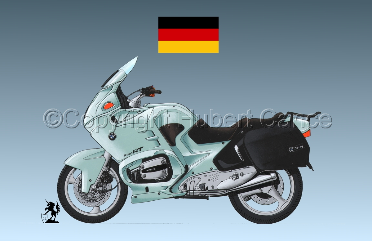 BMW R1100RT (Flag #1.3) (large view)