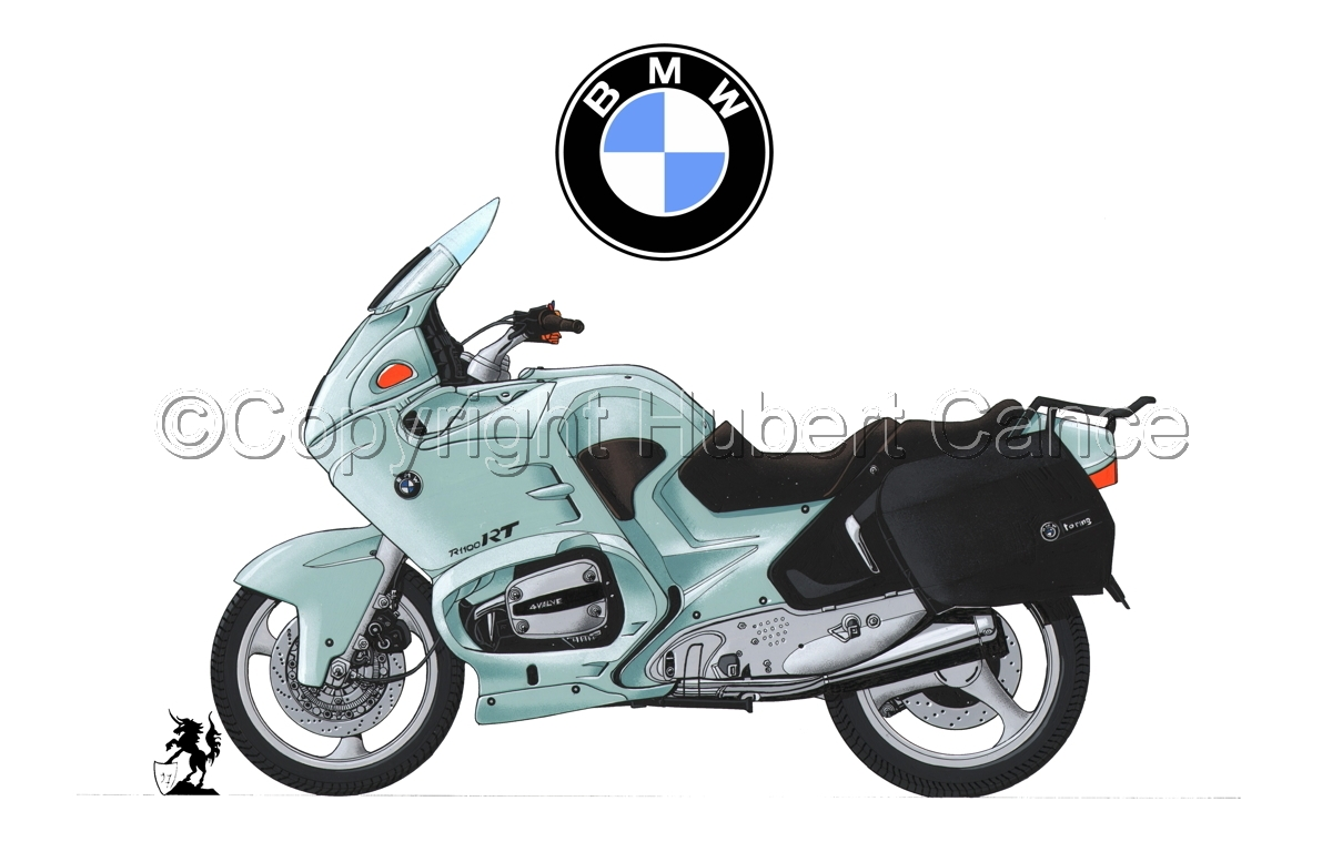 BMW R1100 RT (Logo #1.1) (large view)