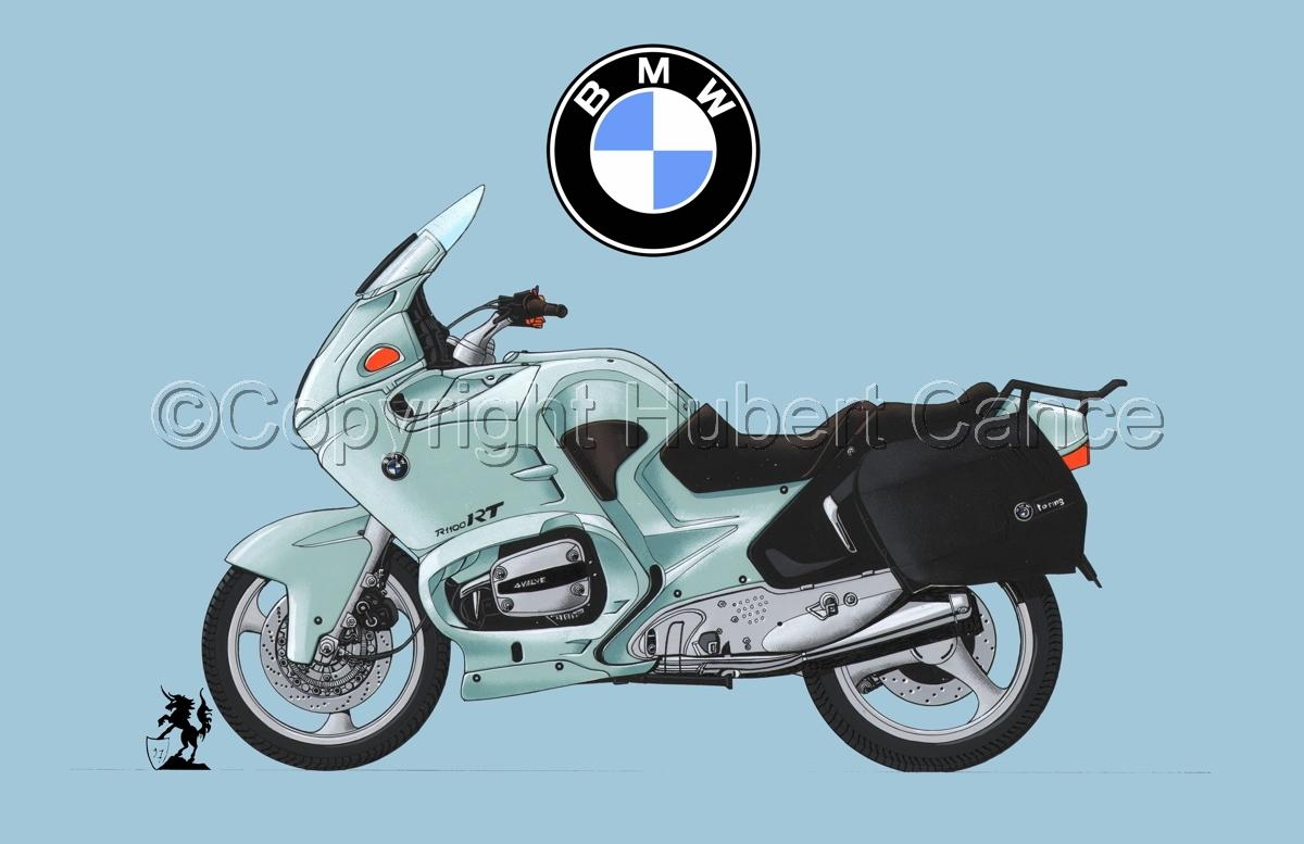 BMW R1100 RT (Logo #1.2) (large view)