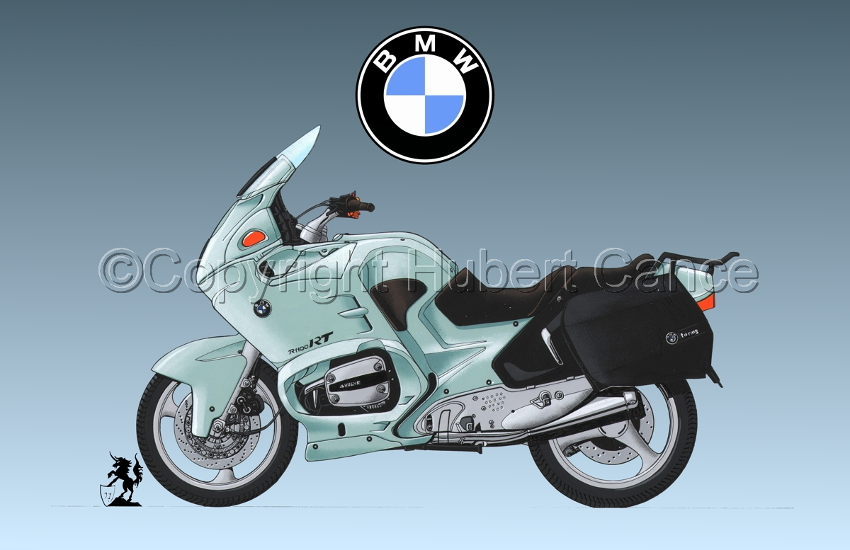 BMW R1100 RT (Logo #1.3) (large view)
