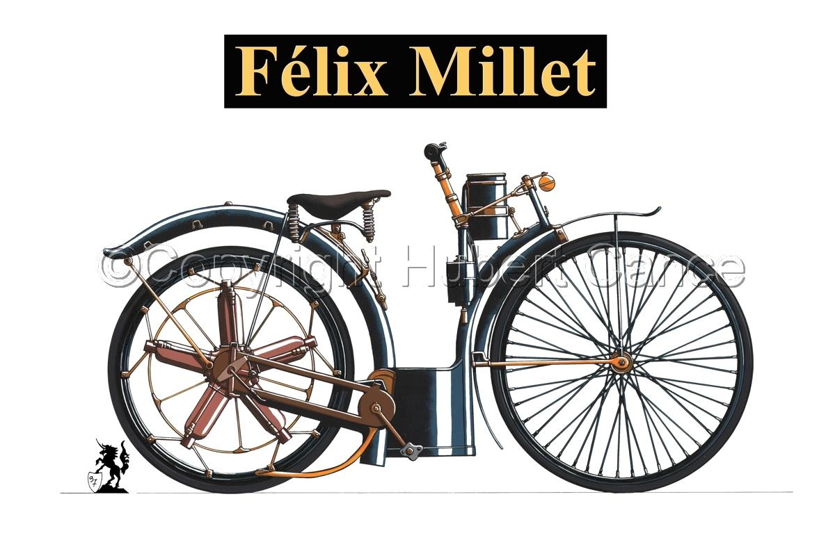 Felix Millet (1897) (Logo #1.1) (large view)
