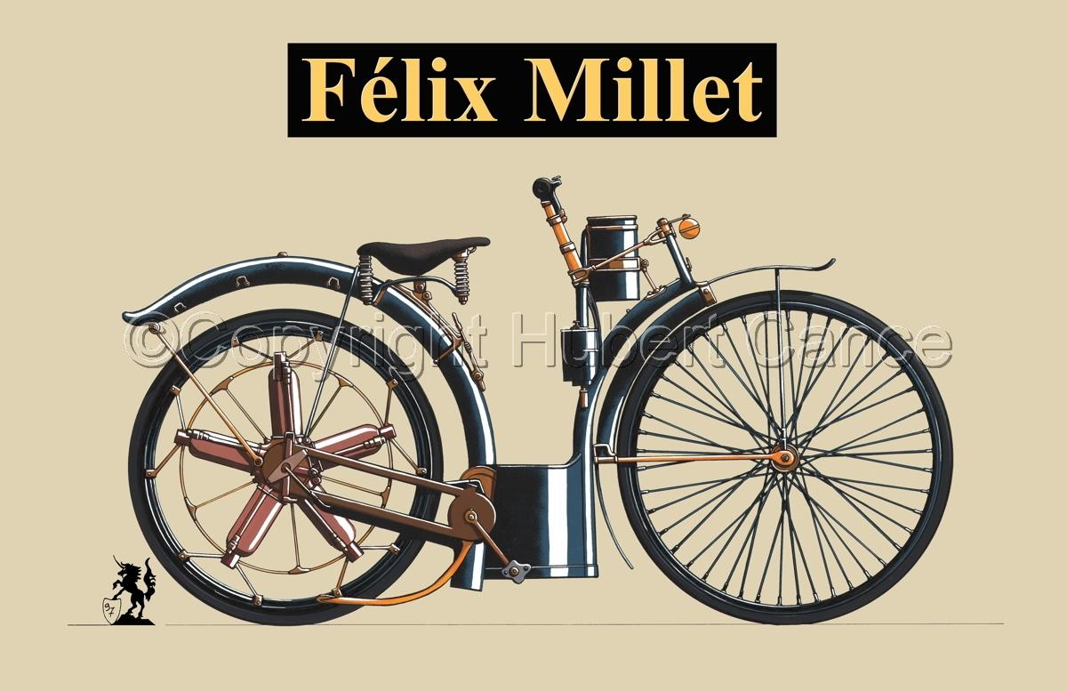 Felix Millet (1897) (Logo #1.2) (large view)