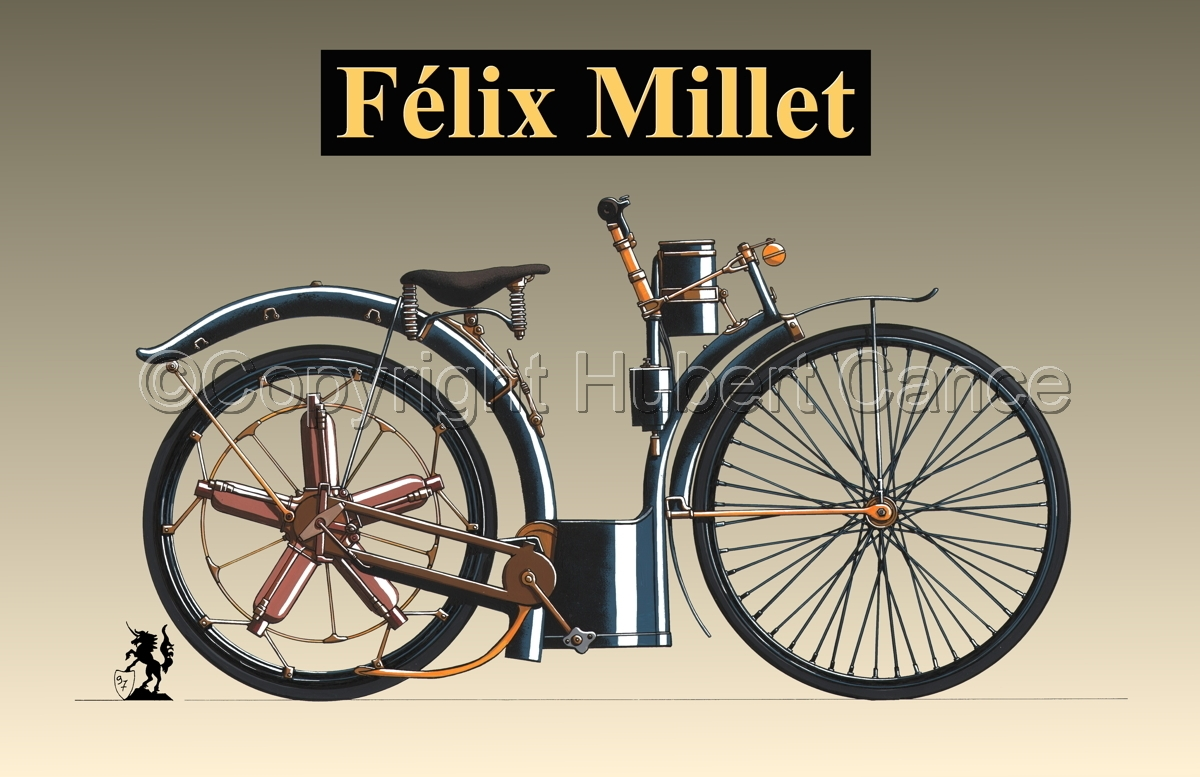Felix Millet (1897) (Logo #1.3) (large view)