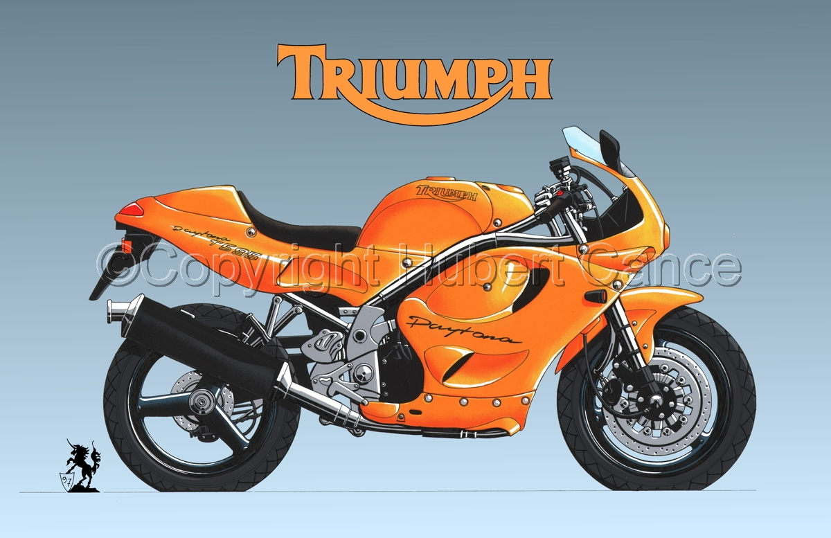 Triumph T595 (Logo #2.3) (large view)