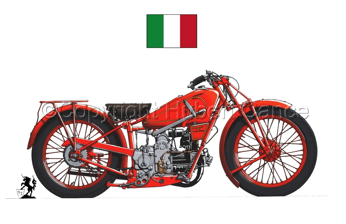 Moto Guzzi 500S (Flag #1.1) (large view)