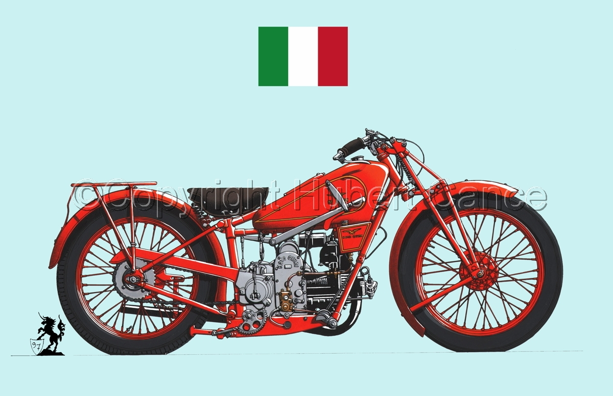 Moto Guzzi 500S (Flag #1.2) (large view)