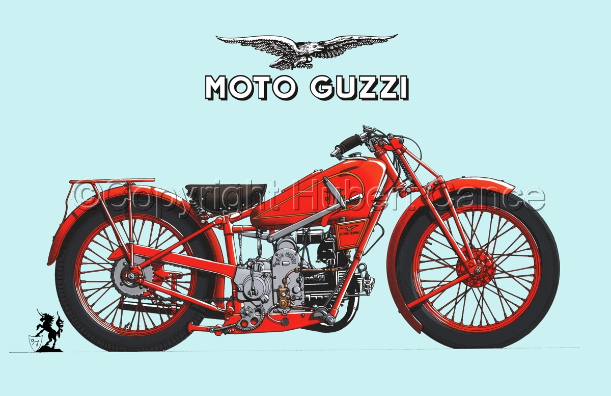 Moto Guzzi 500S (Logo #1.2) (large view)