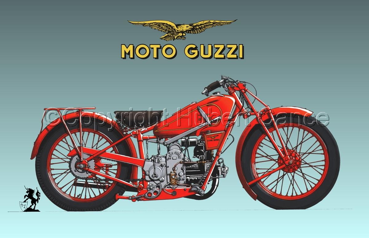 Moto Guzzi 500S (Logo #2.3) (large view)