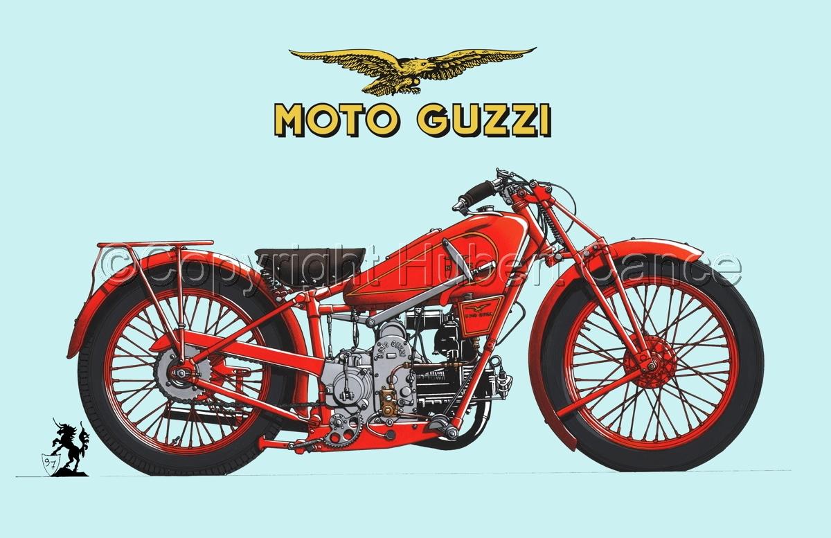 Moto Guzzi 500S (Logo #2.2) (large view)
