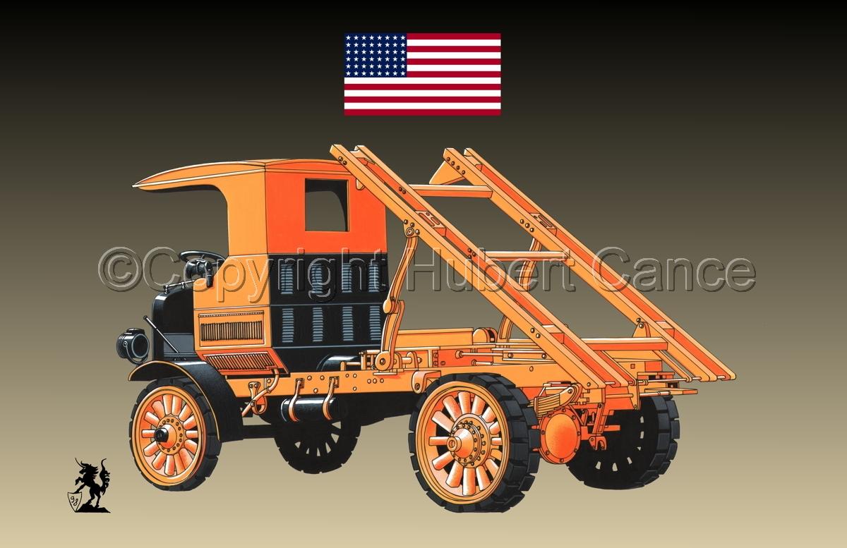 Autocar 2 Ton. (Flag #1.3) (large view)