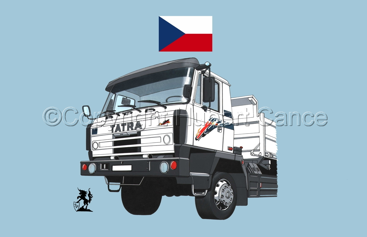 Tatra T815 (Flag #1.2) (large view)