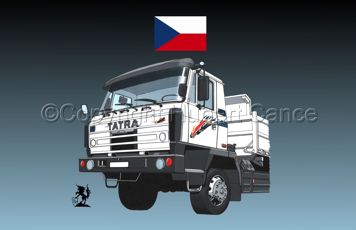 Tatra T815 (Flag #1.3) (large view)